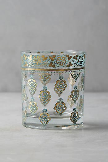 vaso medallon