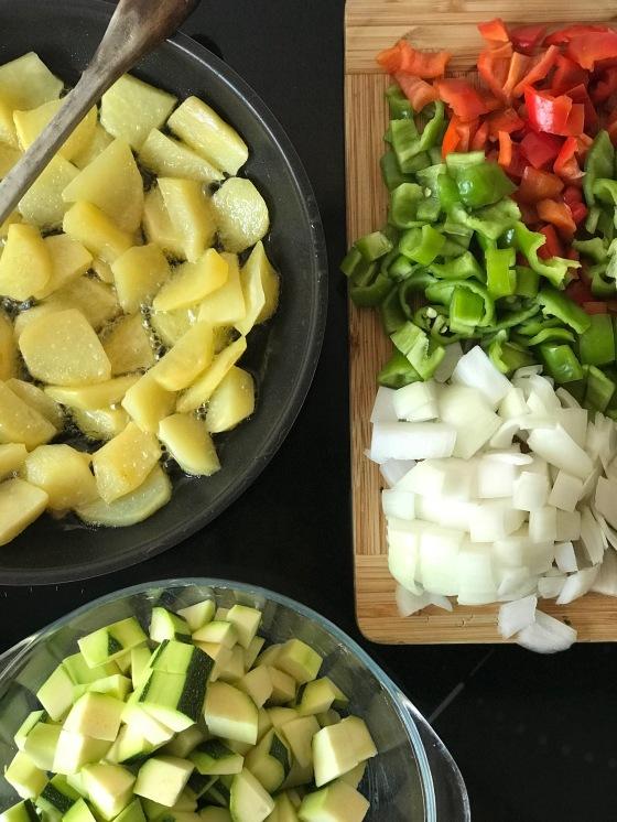 fritada aragonesa